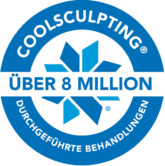 Coolsculpting Kryolipolyse 8 Millionen Behandlung
